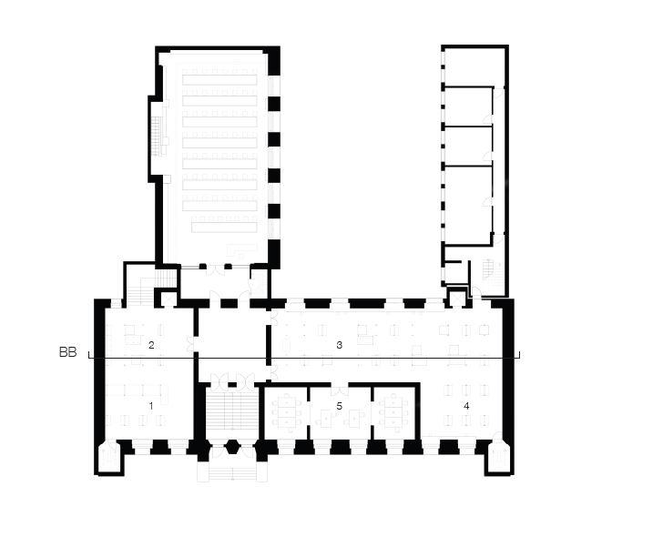 manifestation eines verborgenen systems innenarchitektur. Black Bedroom Furniture Sets. Home Design Ideas