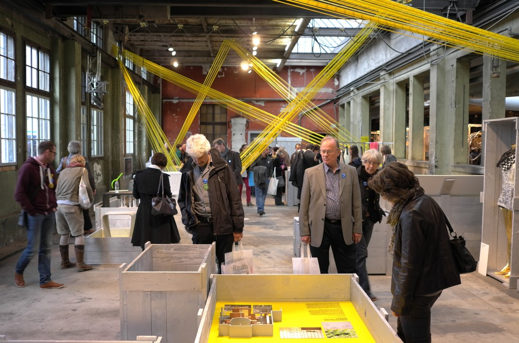 Designers Srurday in Langenthal 2012