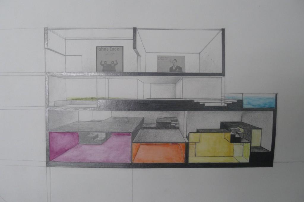sommer semesterstart open house innenarchitektur studieren in wiesbaden. Black Bedroom Furniture Sets. Home Design Ideas