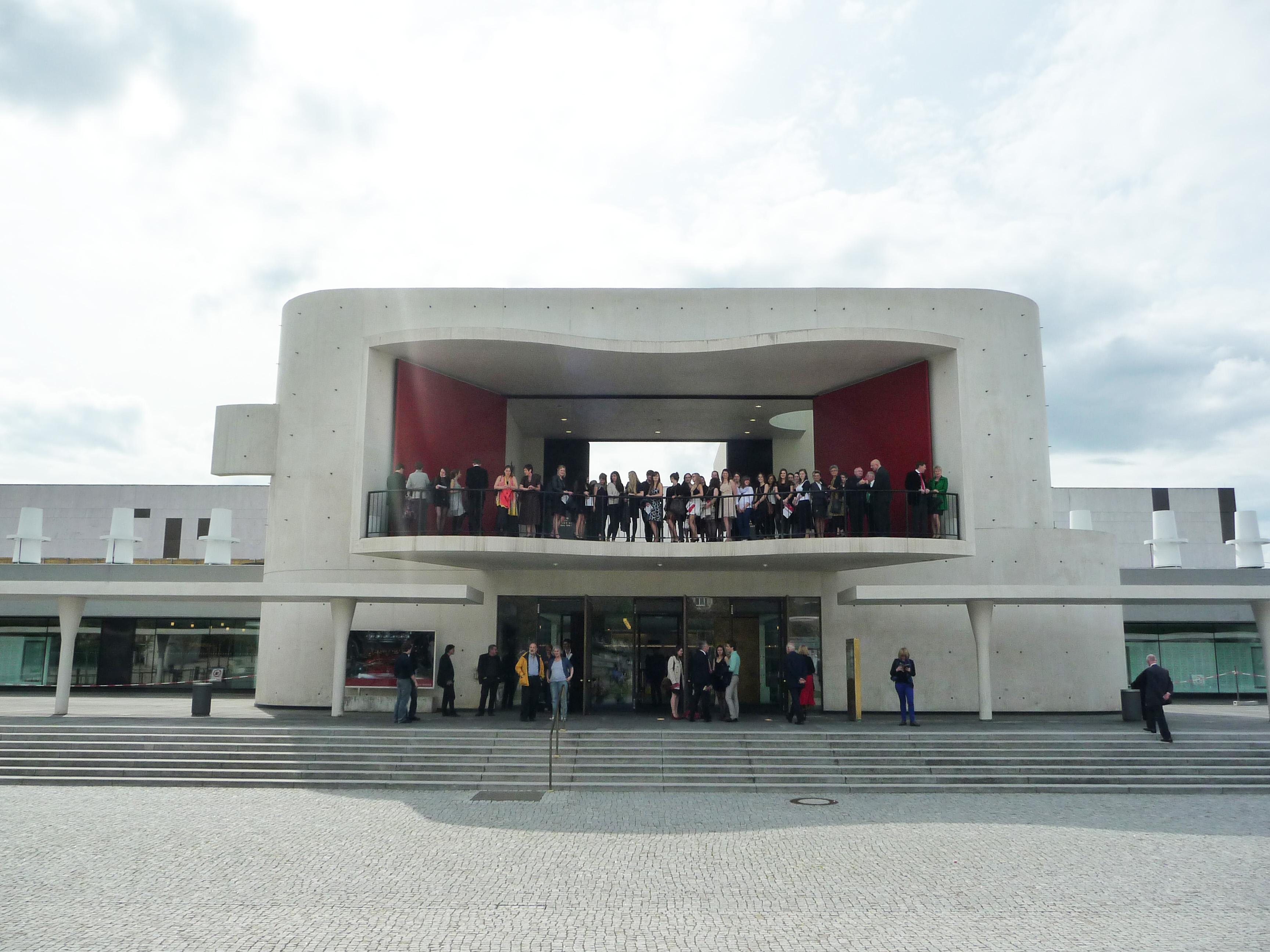 Künstlerisch Innenarchitektur Darmstadt Dekoration Von Exkursion – Theater